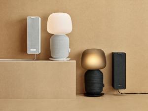 symfonisk, lampara altavoz, altavoz inteligente, ikea, tiendas de mueble, sonos, audio inteligente