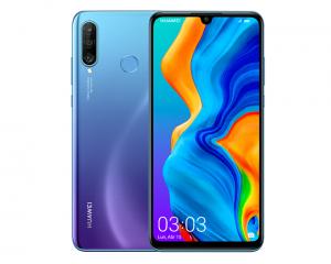 Huawei P30 Lite, smartphone, teléfono, triple cámara,