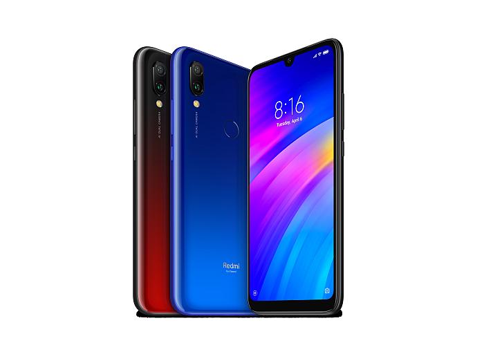 smartphone Redmi 7, redmi7, xiaomi, bueno bonito y barato, teléfono móvil, 139 euros, venta en España, smartphone