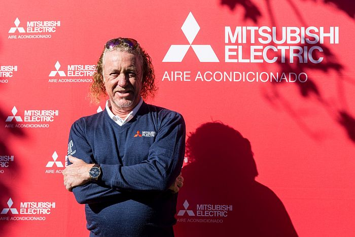 Chubb Classic, director General de Mitsubishi Electric Living Environment System, Golf Day, Miguel Ángel Jiménez, Mitsubishi Electric, Open Senior, Pedro Ruiz, PGA Tour Champions, Regions Tradition, sector de la Climatización