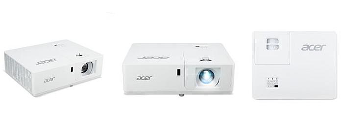 Acer, audio, brillo de 5.500 lúmenes, cambio de lente vertical, escáneres TAC, ethernet, funcionalidades de encendido y apagado rápido, HDBaseT, iluminación láser de fósforo, LAN, láser de alto brillo, modo de simulación DICOM (Digital Imaging and Communications in Medicine), Modo Retrato, motor óptico sellado aprobado por la norma IP6X, PL6310W, PL6510, PL6610T, proyección de 360 grados, proyectores láser para empresas, ratio de contaste de 2.000.000:1, rayos X, ruedas de posición, soporte láser de diodos, vídeo