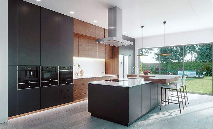 ahorro energético, bombillas LED, campanas, electrodomésticos, electrodomésticos de cocina, frigoríficos, hornos, iluminación LED, iluminación LED en la cocina, luz LED, Teka, Teka LED