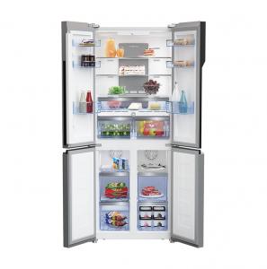 frigorífico GNE 480E20 ZXP, beko, frío, control electrónico, cuatro puertas, medidas estandar, capacidad, frigorífico beko, gama de frío, electrodoméstico