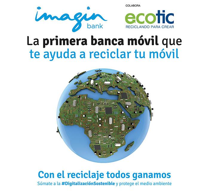 ecotic, fundación ecotic, campaña de concienciación, medio ambiente, universidades, universitarios, raee, reciclaje de residuos de aparatos eléctricos y electrónicos, digitalización sostenible