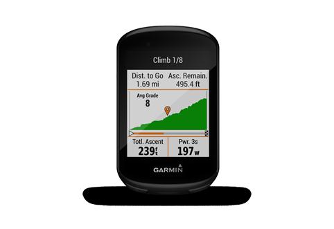 Garmin Edge 530 y 830, ciclocomputadores, gps, bici de montaña, ciclismo, bicicleta, ruta en bici, garmin, esfuerzo, conectividad