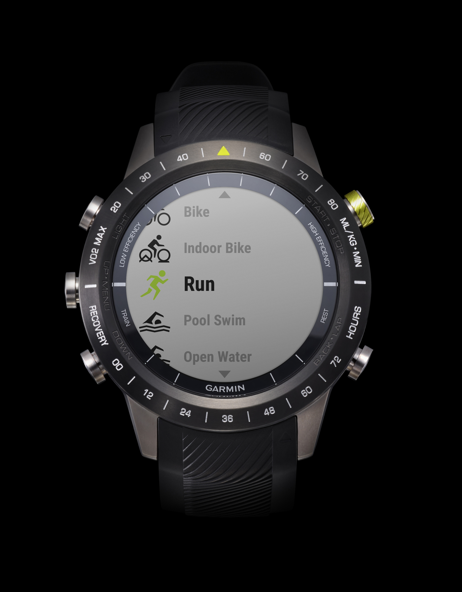 marq Athlete, reloj inteligente, Garmin marq aviaor, colección Marq de Garmin, smartwatches Garmin Marq, Marq Captain, Marq Driver, Marq Expedition