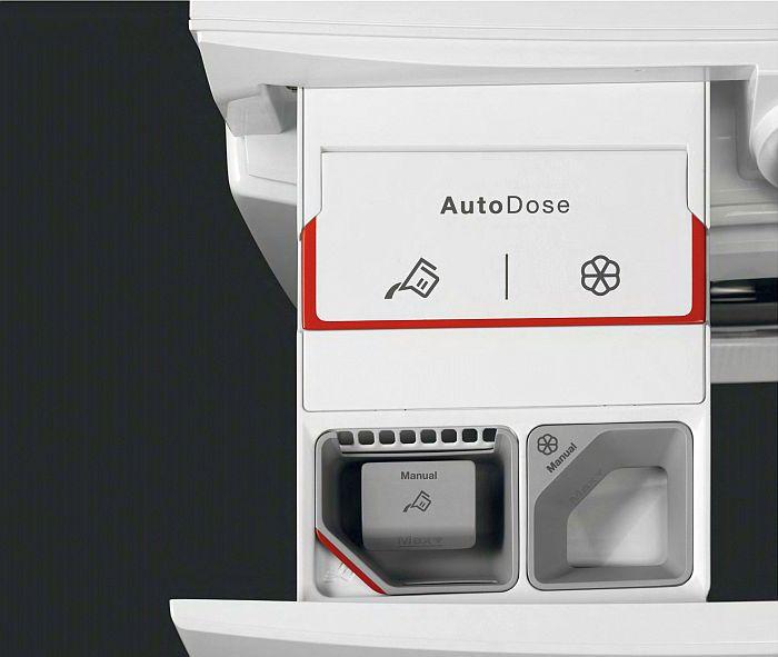 7000 y 8000, aplicación, aplicación My AEG Care, AutoDose, Borja Cameron, detergente, director de Marketing y Comunicación de Electrolux Iberia, explicación de etiquetas, funcionalidad que vincula lavadora y secadora, la energía y el tiempo de lavado, lavadoras AEG de las series 6000, My AEG Care, según el tamaño de la carga, sensor ajusta automáticamente el agua, sistema AutoDose de AEG, soluciones para acabar con las manchas, tecnología AutoDose de AEG