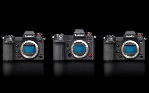 10-bit 60p 4K/C4K, 5, 9K/30p, cámara DSLM (digital con objetivo individual sin espejo), Cine Gear Expo 2019, grabar vídeo en 6K/24p*1, Lumix, Lumix GH5/GH5S., Lumix S1, Lumix S1H, Lumix S1R, modo 4:3 Anamórfico, Panasonic, sensor Full-Frame, V-Log L, V-Log/V-Gamut, VariCam, vídeos 4K