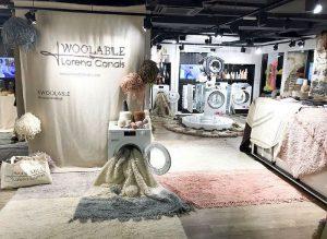 acero, alfombras lavables, diseños únicos hechos a mano, eco-friendly, fabricación propia, gama de lavado y secado de Miele, Lorena Canals, monodosis especiales para tejidos específicos, patentado tambor Softtronic, programas inteligentes, quickPowerWash, TwinDos