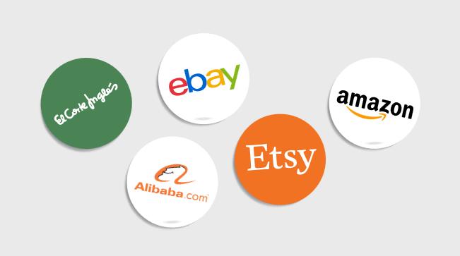 marketplaces, estudio, consultora tandem, amazon, ebay, el corte inglés, comercio electrónico, ventas online, ecommerce