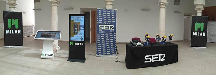branding day córdoba, milar, codeco, participación, patrocinio, evento, marketing, comunicación, pantallas digitales