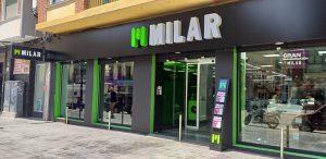 tienda Milar en Valencia, milar comelsa, punto de venta, milar, tienda de electrodomésticos, patraix, comprar electrodomésticos, valencia