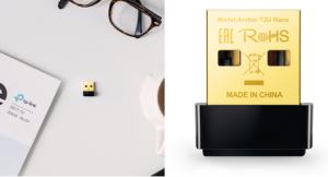usb T2U Nano, TP-Link, adaptador wifi, usb wifi, Tp Link, conectividad, velocidad
