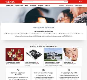 worten marketplace, nueva web worten, worten españa, cadena electrodomésticos, tiendas worten, tiendas de electrodomésticos, web de electrodomésticos