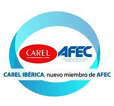 AFEC, asociación de fabricantes de equipos de climatización, Carel, CAREL Ibérica, Grupo CAREL, IoT, Managing Director de CAREL Ibérica, Xavier Pinto