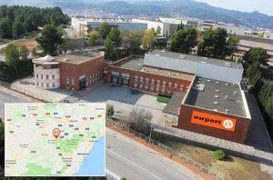 Aragón e Islas Baleares, Castellbisbal (Barcelona), cataluña, distribución de electrodomésticos, Expert, Expert Cataluña, fadesa-expert, polígono industrial de Santa Rita, Unebsa-Expert, Unesa