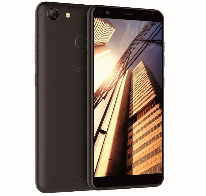 32 Gb de memoria flash interna, 3G de memoria RAM, 7 pulgadas, acabado de cristal con tratamiento antirroturas y antihuellas, batería de polímero de litio de 5.000 mAh con carga rápida, cámara frontal de 13 Mp, cámara principal de 16 Mp c, detector de huellas multifuncionales, dispositivos, flash frontal mediante iluminación en blanco de la pantalla., función Desplazamiento, Gigaset, Gigaset GS280, modelo GS280, navegar entre pantallas, pantalla IPS de 5, Pure Android 8.1 Oreo, resolución Full HD, sensores Face ID, smartphones, tarjeta microSD de hasta 256 Gb, terminales
