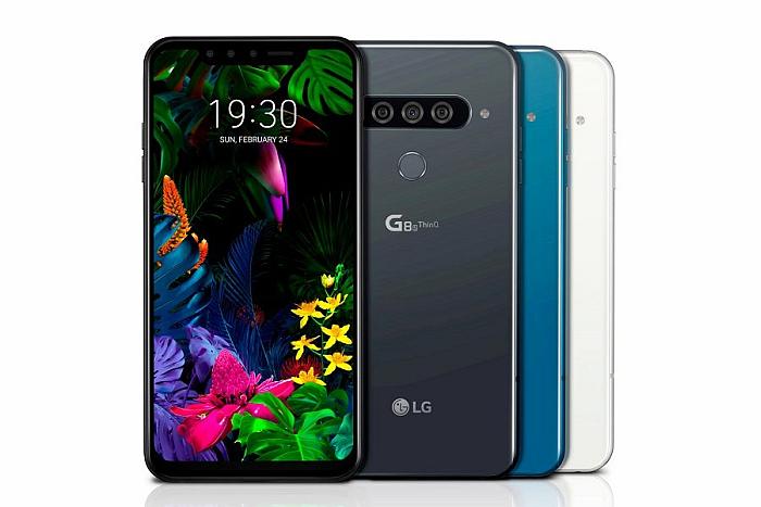 control sin tocar,  disponibilidad  G8,  gama alta,  lanzamiento en españa,  LG Electronics,  penta cámara,  smartphone , smartphone, lg G8 precio