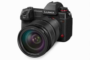 Panasonic Lumix S1H.