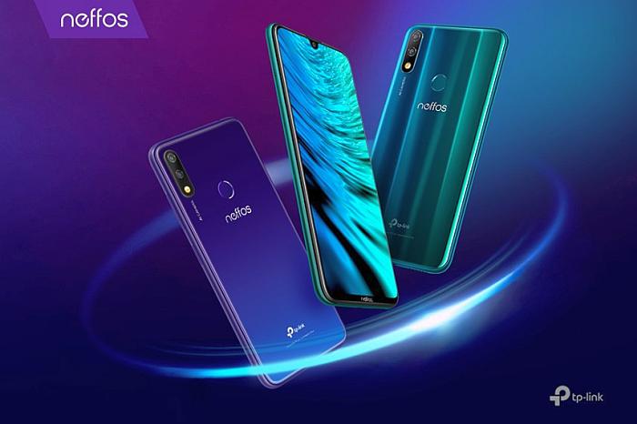 Smartphone Neffos X20.