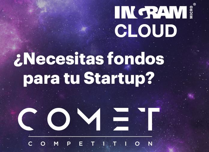 Concurso global Comet para start-ups de Ingram Micro Cloud