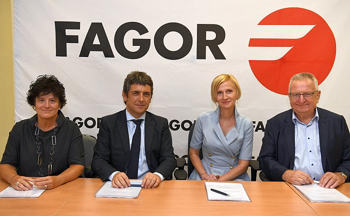 Acuerdo entre Amica y Fagor S.Coop.