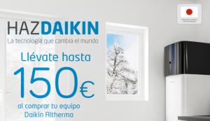 Haz Daikin promoción