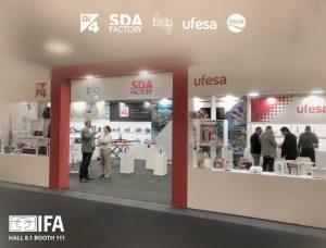 B&B trends, stand IFA Berlin