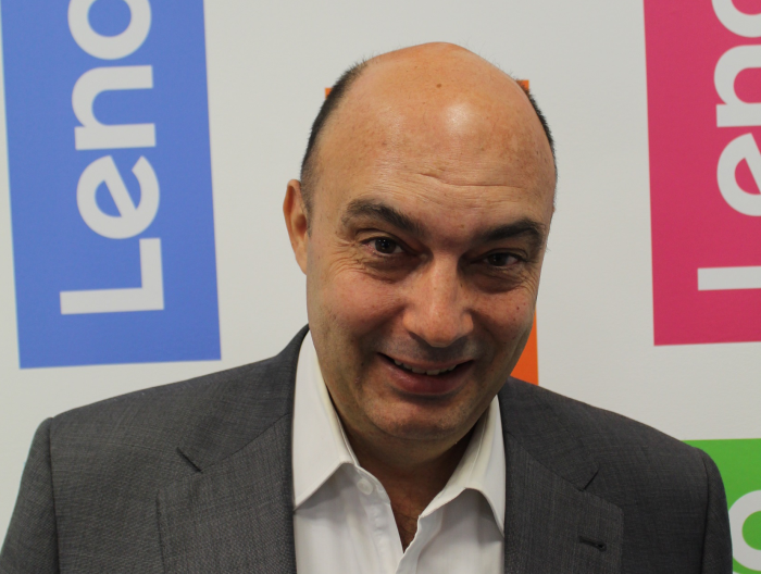 Rafael Herranz, director Lenovo DCG Iberia