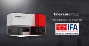Stand de Grupo Taurus en IFA 2019