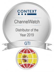 premio GTI mayorista del año 2019 Context