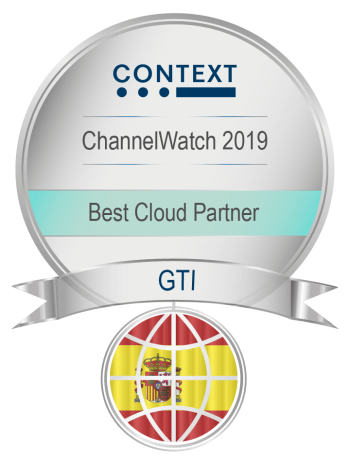 premio GTI mejor mayorista cloud del año 2019 Context