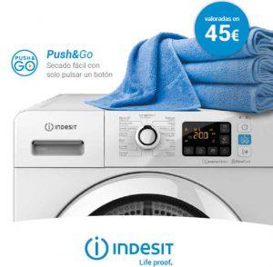 Promo secadoras Push&Go, de Indesit