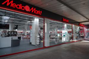 entrada MediaMarkt Cornellá - El Prat tienda pionera del proyecto Category Management
