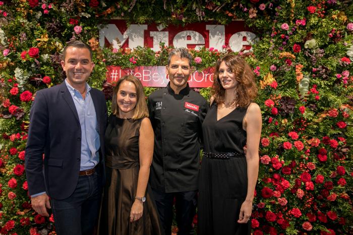 La gama de cocción de la Generación 7000 de Miele se presenta en Madrid