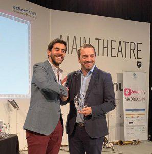 Teka Group recoge un premio eAwards 2019