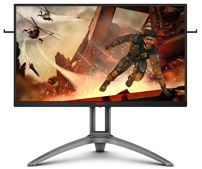 nuevo monitor AOC tercera generación AG273QX