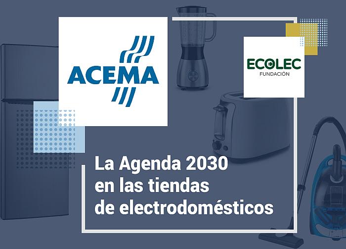 ACEMA y ECOLEC jornadas Agenda 2030