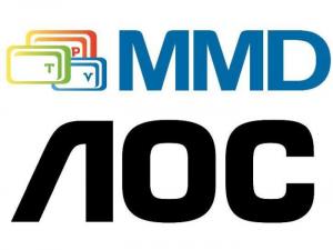 Logos AOC y MMD