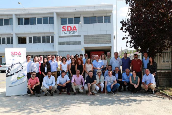 Convención anual de ventas B&B Trends, SDA Factory Vitoria