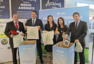 Campaña de reciclaje Dona Vida Al Planeta