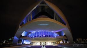 Palau de les Arts Princesa Sofía en Valencia, sede de la Cecotec Experience