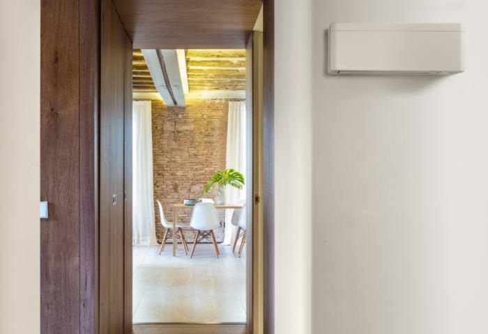 Daikin destaca los beneficios de sus climatizadores con bomba de calor