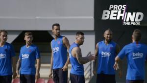 Miniserie FC Barcelona, tercer capítulo Dress To Success
