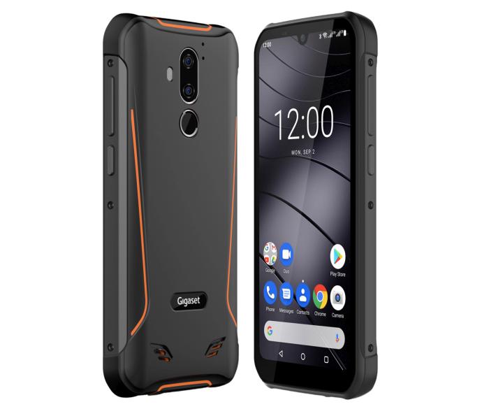 nuevo smartphone rugerizado de Gigaset GX290
