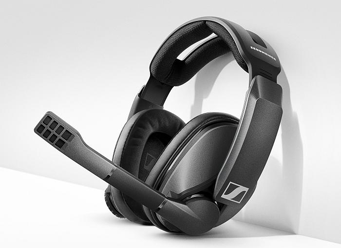 auriculares gaming Sennheiser GSP 307 inalámbricos