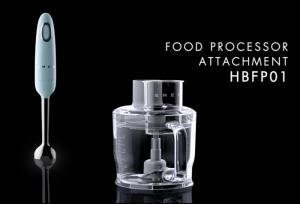 nuevo accesorio HBFP01 de Smeg para batidora