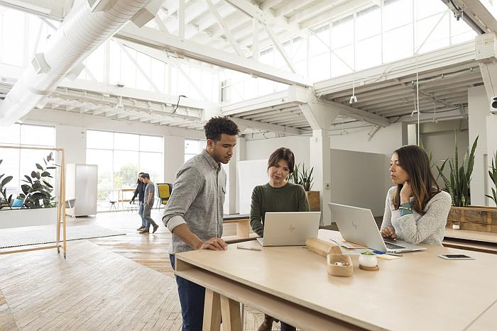 ventas ordenadores portátiles HP tercer trimestre 2019