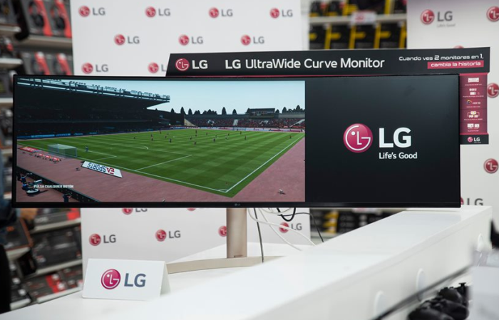 monitor gaming LG Ultrawide