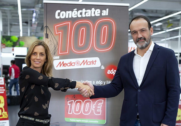 alianza entre MediaMarkt Iberia y EDP